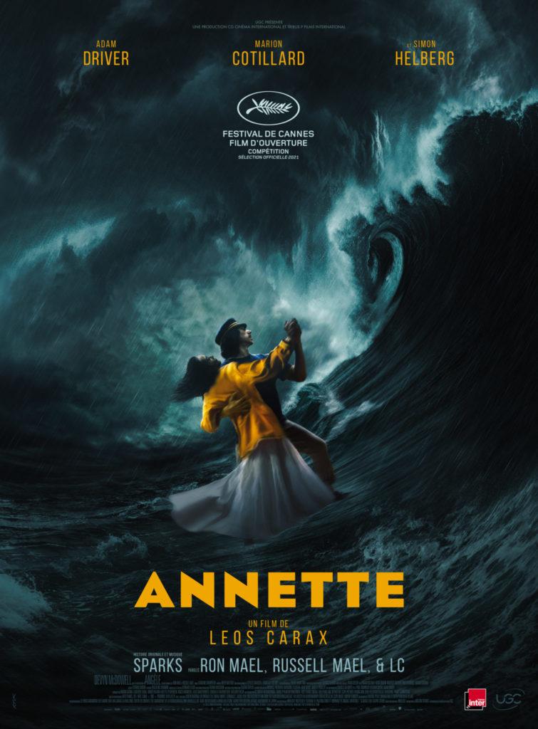 [Cannes 2021] Ouverture entre classe et bon humour, mais Annette décevante