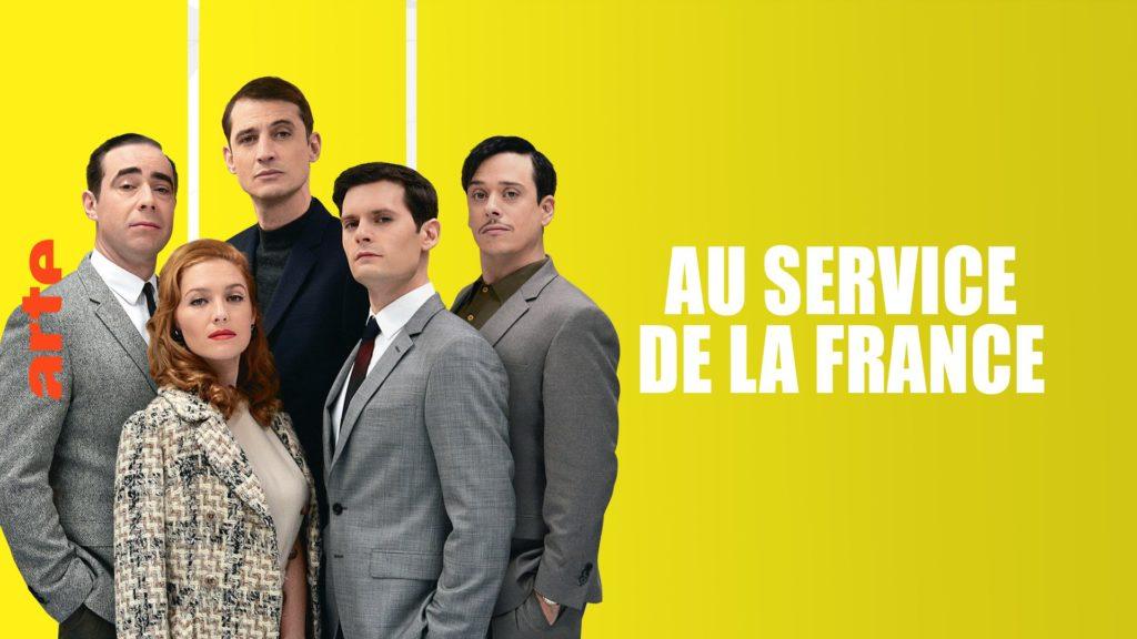 Au service de la France, saison 2 : Au secours les espions reviennent