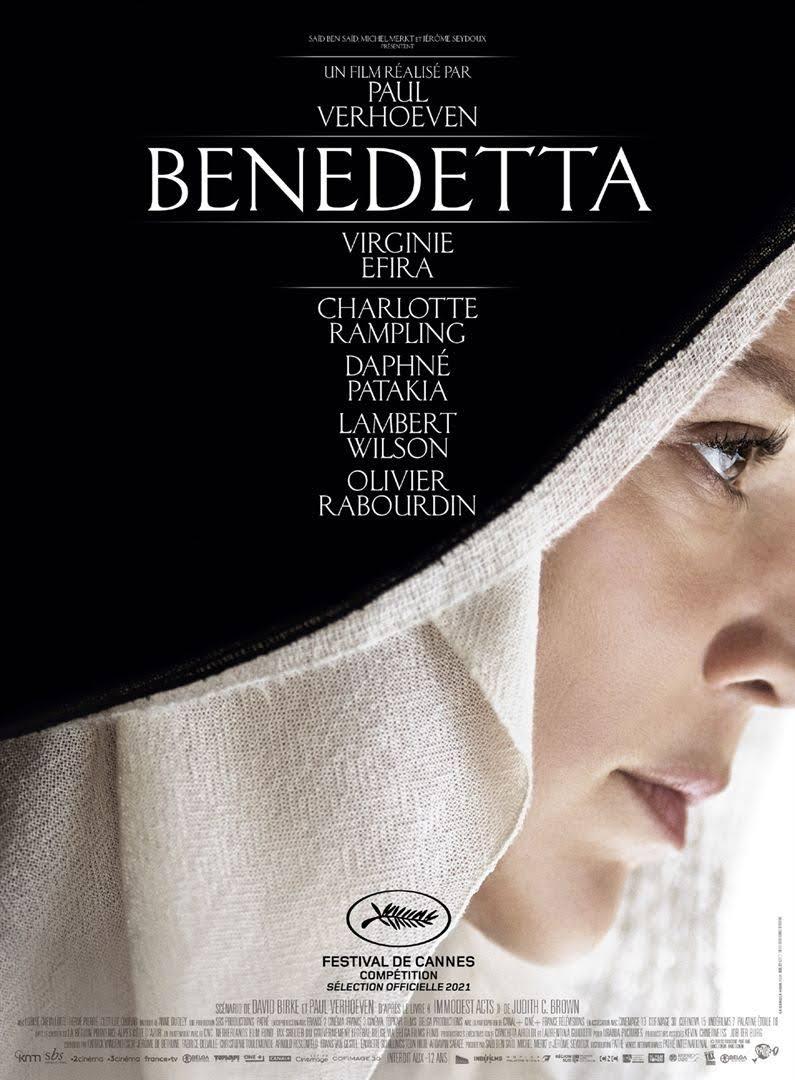 Votre dernier film visionné - Page 20 Benedetta