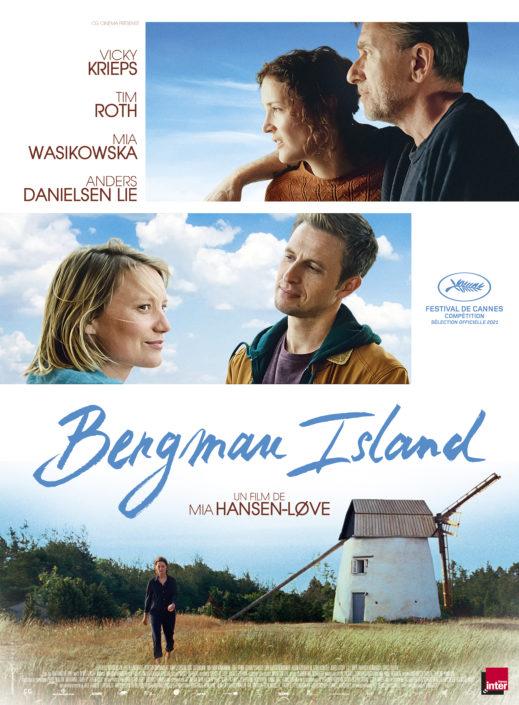 [Cannes 2021, Compétition] Bergman Island, les vacances cinéphiles de Mia Hansen-Løve