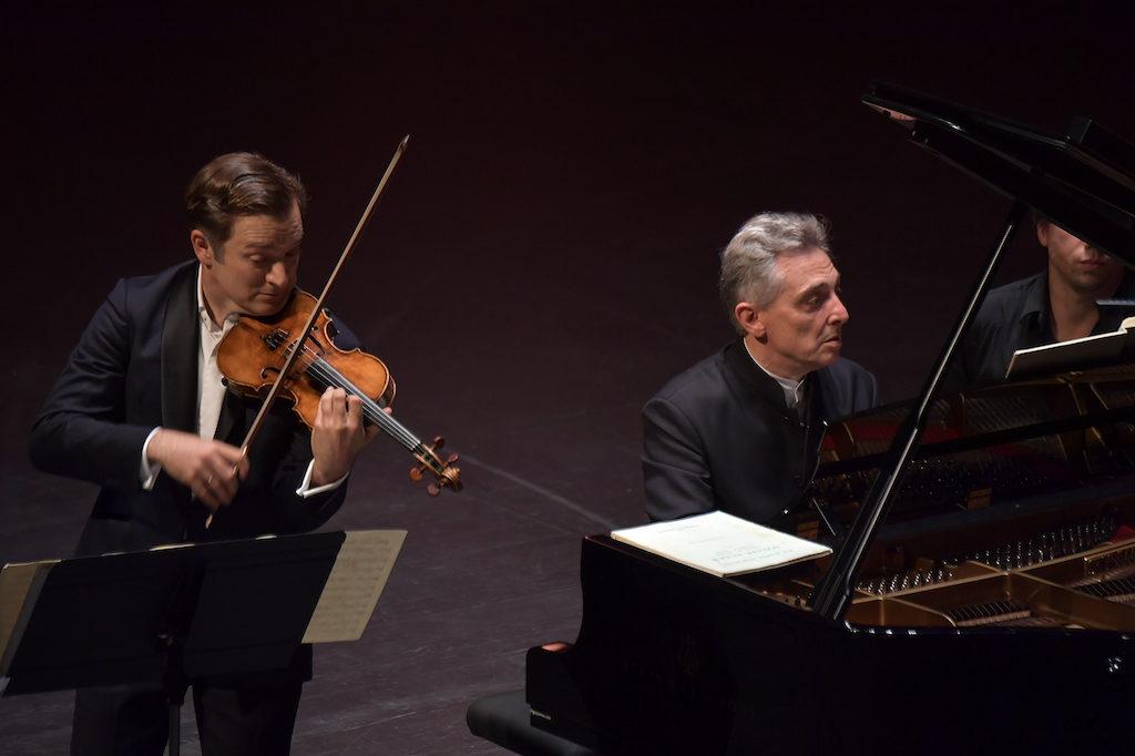 Renaud Capuçon et Michel Dalberto : Trois sonates en duo au Festival Radio France Occitanie Montpellier