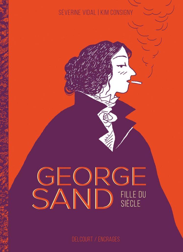 George Sand, fille du siècle, un album trop monotone