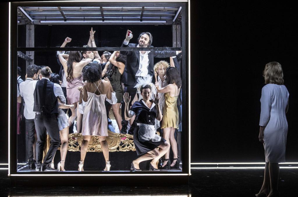 Des Noces de Figaro fort bien troussées au Festival d'Aix-en-Provence