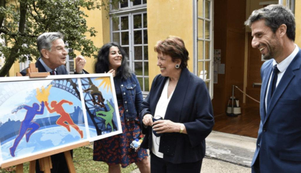 Le ministère de la Culture et Paris 2024 préparent l'Olympiade culturelle