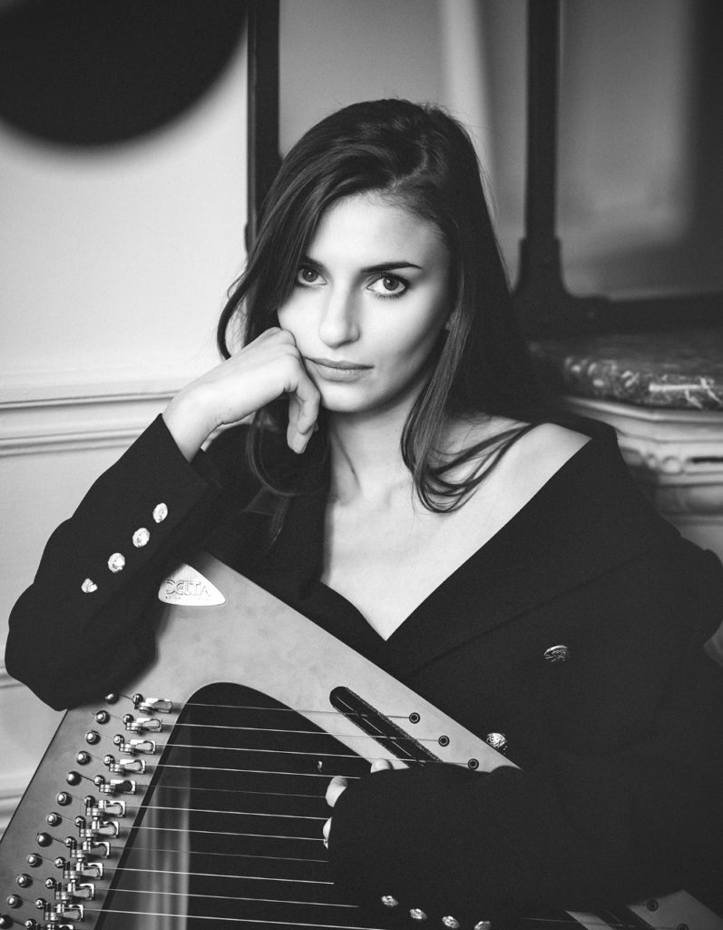 Pauline Chagne, une artiste engagée