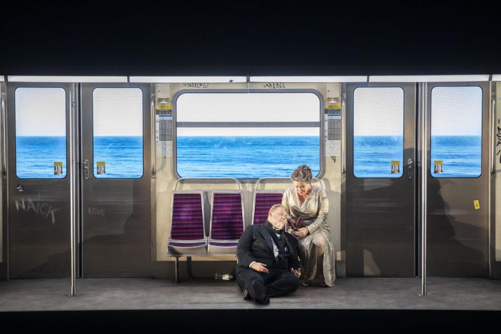Tristan et Isolde en plein divorce au Festival d'Aix-en-Provence