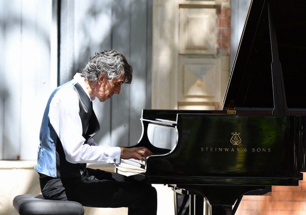 Viaggio in Italia con Vittorio Forte al Radio France Occitani Montpellier Festival