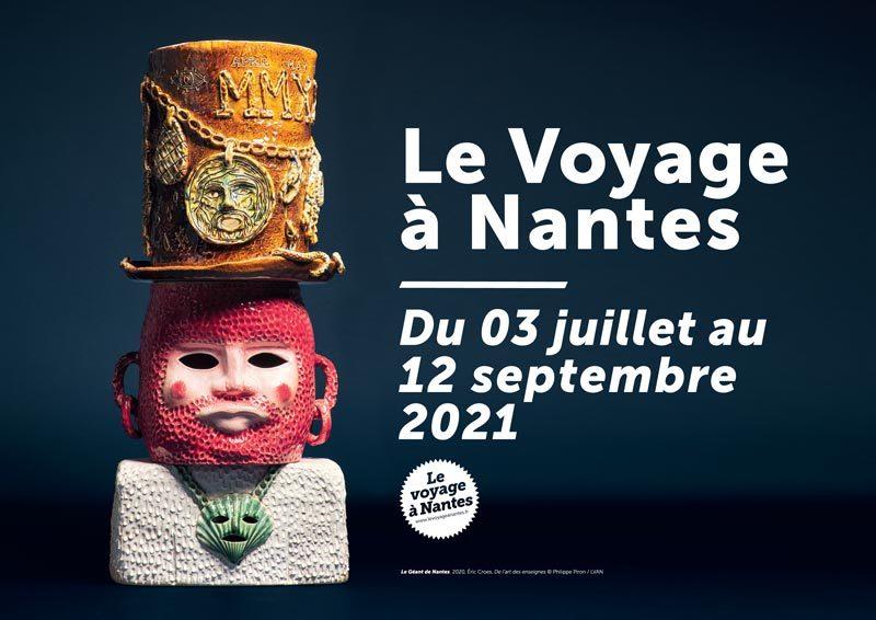 Le Voyage à Nantes au fil de l'eau