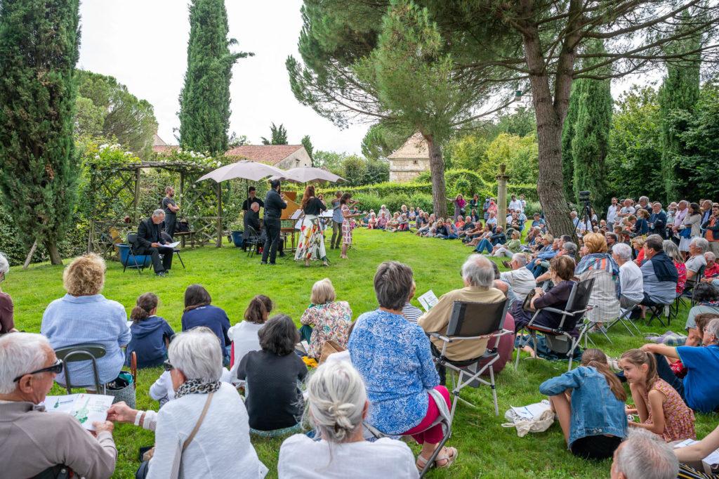 Le festival Dans les jardins de William Christie fête ses 10 ans
