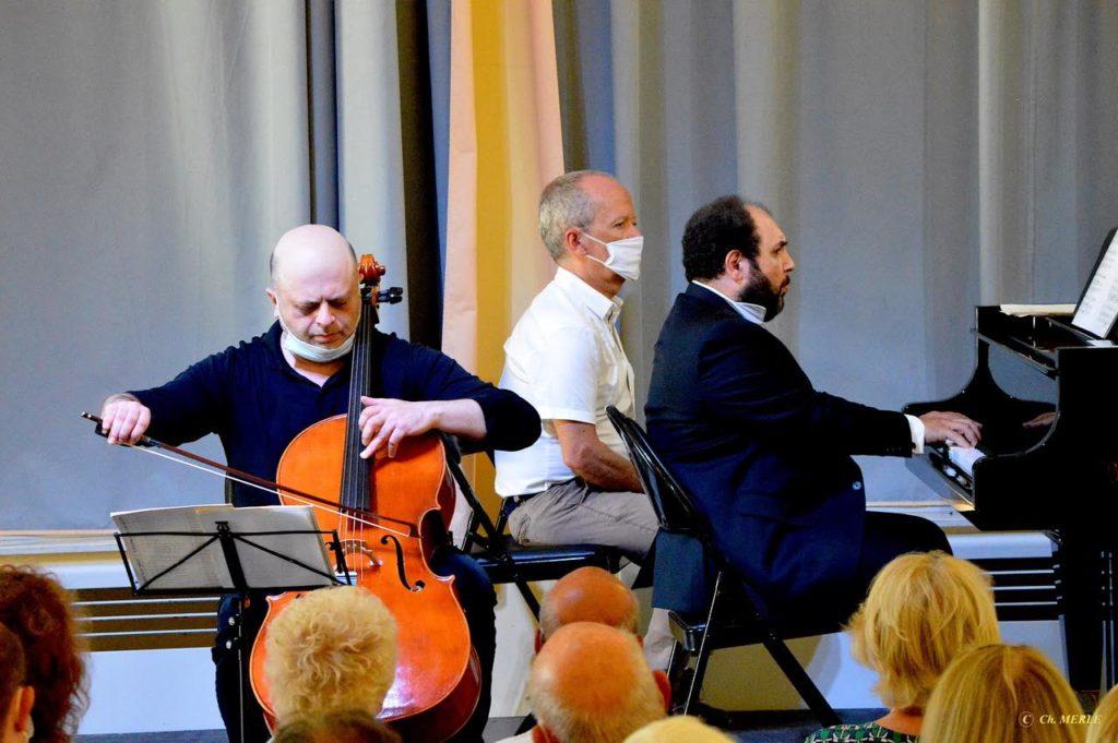 Deux moments forts de musique de chambre au Festival de Musique de Menton