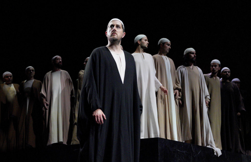 À Pesaro, avec Moïse et Pharaon, la somptueuse fête du grand opéra français