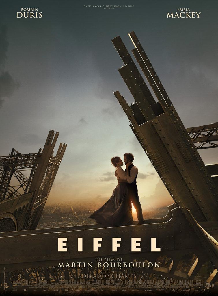 Angoulême 2021 : ouverture réussie avec le magnifique « Eiffel » de Martin Bourboulon