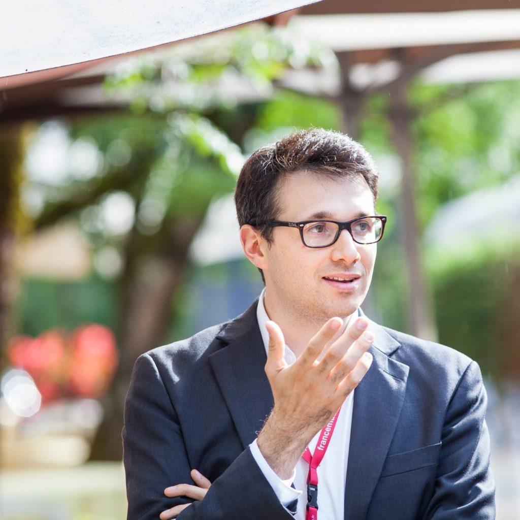 Cinq questions à Emmeran Rollin, directeur du Festival de Rocamadour