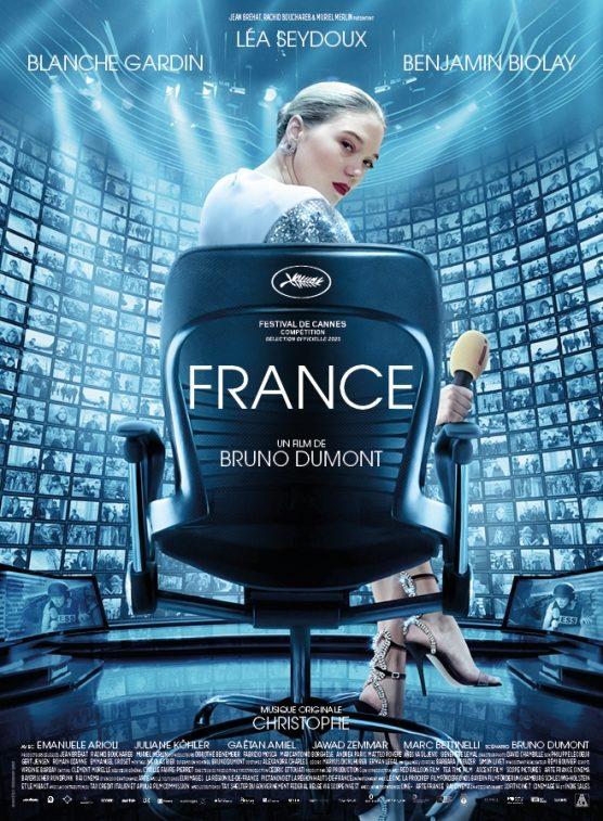 «France» : Bruno Dumont sublime Léa Seydoux mais rate son allégorie