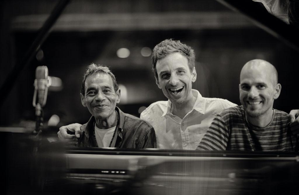 Pierre de Bethmann Trio, ça swingue au Sunside !