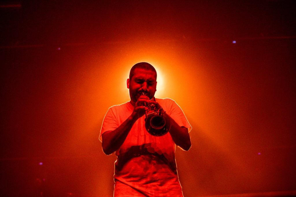 Ibrahim Maalouf enflamme la scène de Jazz in Marciac