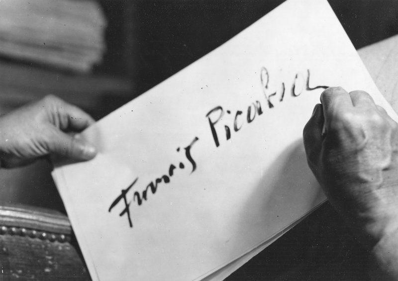 Cinédanse : Entr'acte de René Clair (et Francis Picabia)