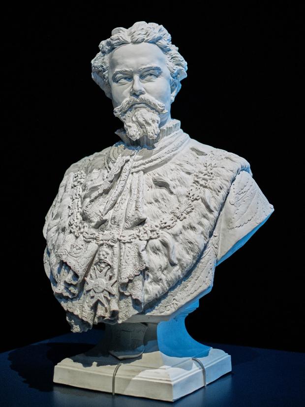 Crépuscule des dieux : les derniers monarques, une exposition à Ratisbonne