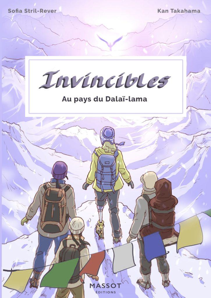 «Invincibles au pays du Dalaï-Lama», un très beau manga inspiré d'une histoire vraie !