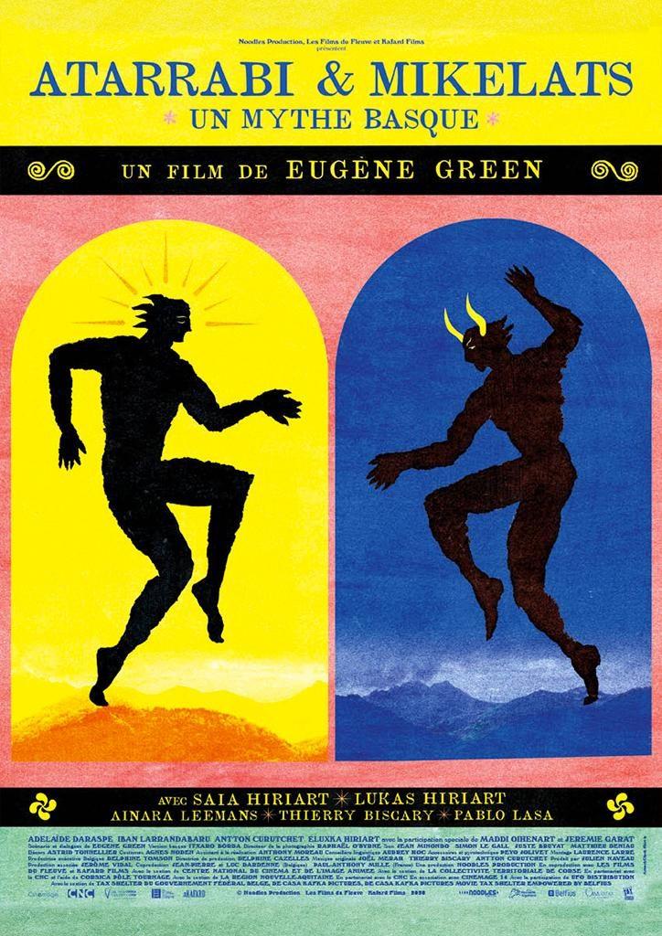 Atarrabi et Mikelats d'Eugène Green, un mythe basque sur le mystère