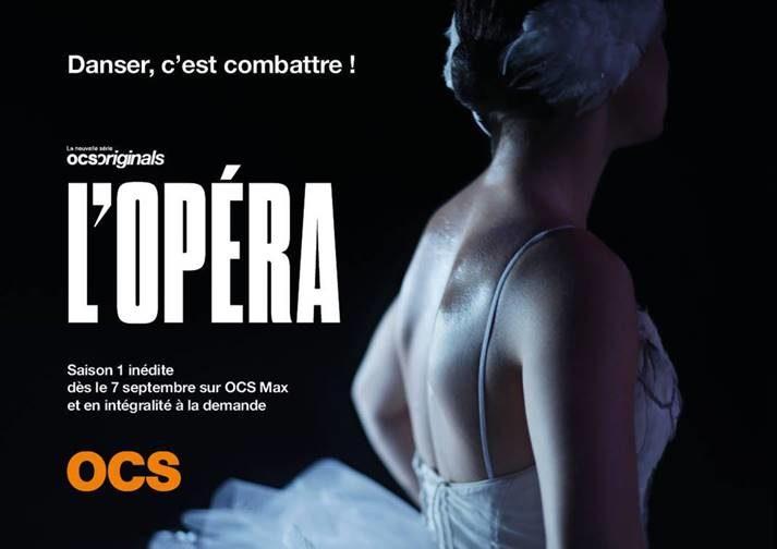 «L'Opéra» et son univers impitoyable arrivent sur OCS