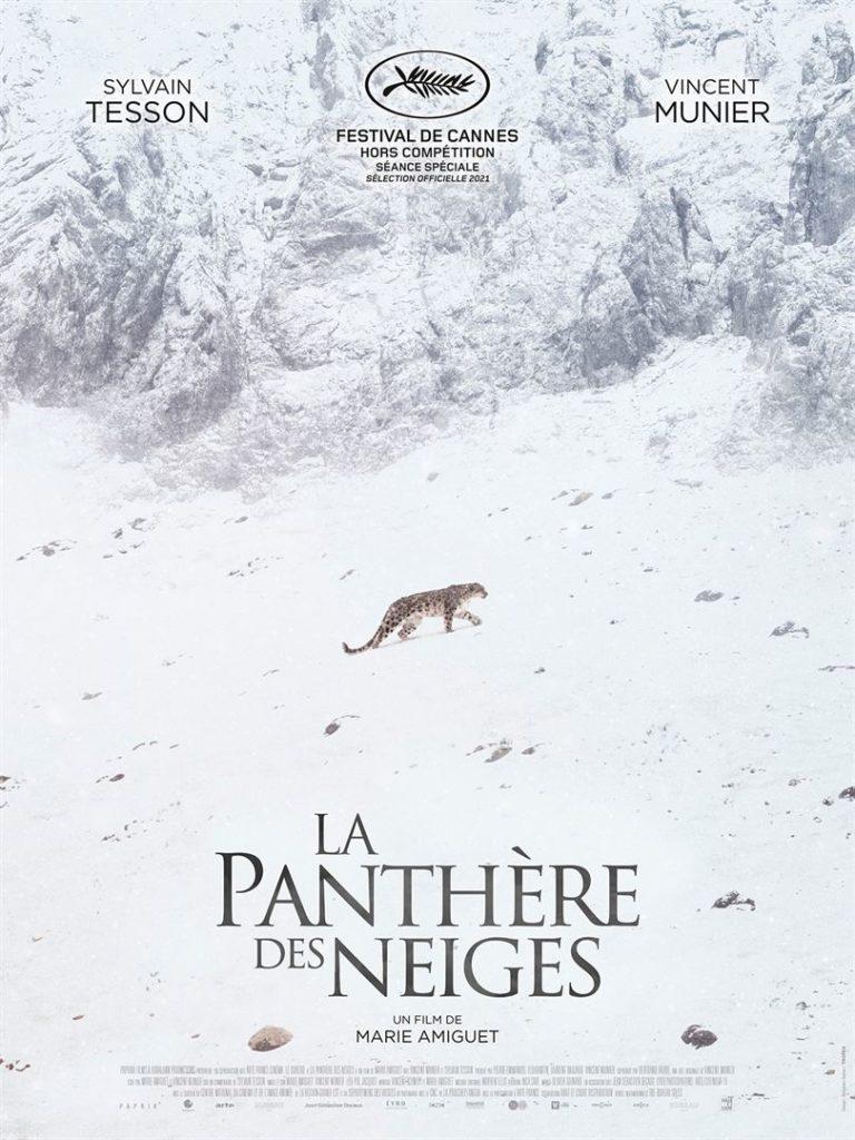 [Cannes 2021, Cannes Climat] La Panthère des neiges, à voir pour se dépayser un peu