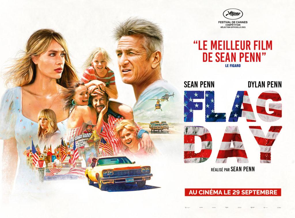 Gagnez 5 x 2 places pour découvrir FLAG DAY au cinéma