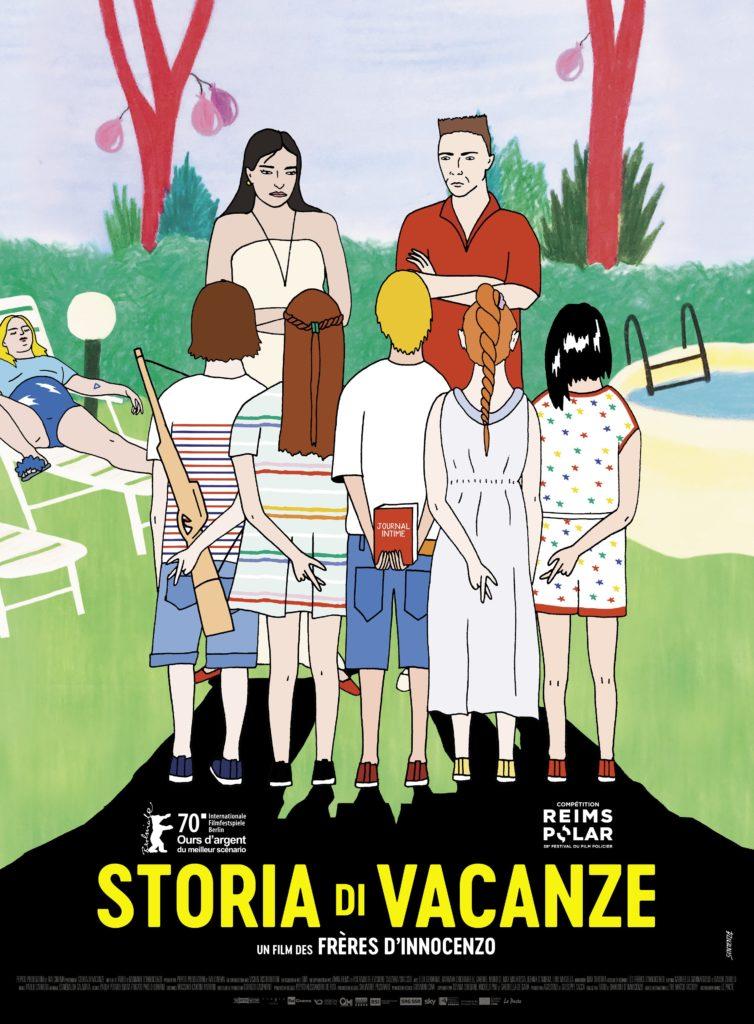 Storia Di Vacanze : tragédie chorale au sein de la classe moyenne italienne