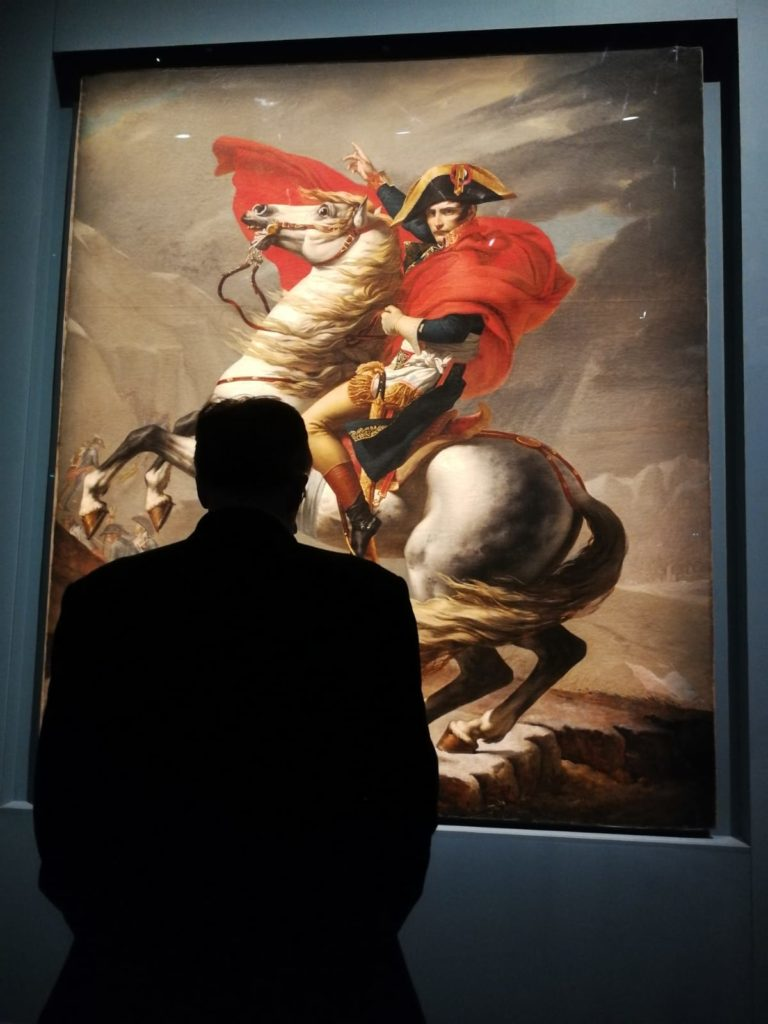 Jusqu'en décembre, Napoléon se raconte à la Grande Halle de la Villette