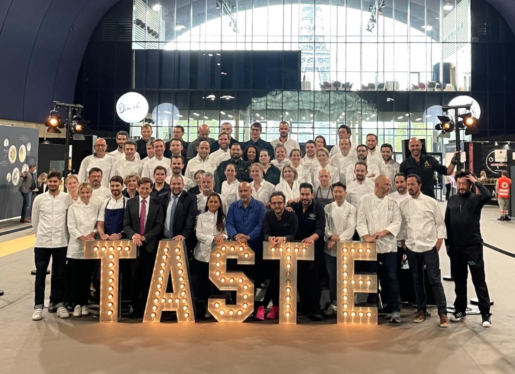Taste of Paris 2021 : le festival des chefs est de retour !