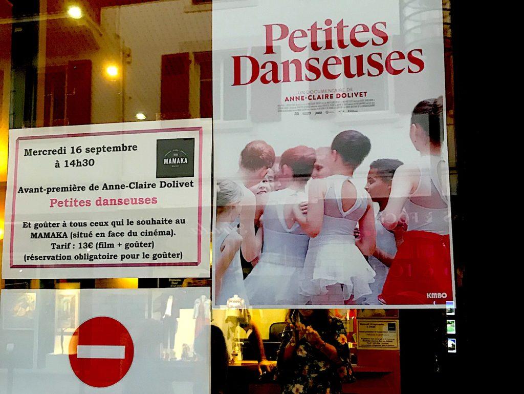 Cinédanse: Petites danseuses