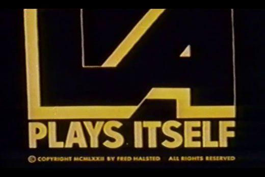 Les travaux furieux et seventies de Fred Halsted, à l'Étrange Festival 2021