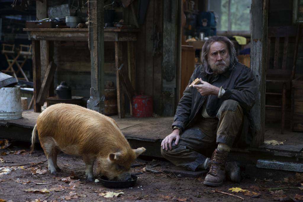 [Deauville 2021] L'intriguant «Pig» de Michael Sarnoski ne convainc pas