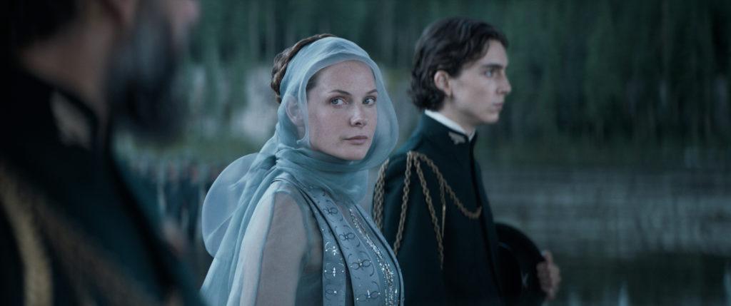 Rebecca Ferguson : «Dune, c'est aussi l'histoire d'une mère»