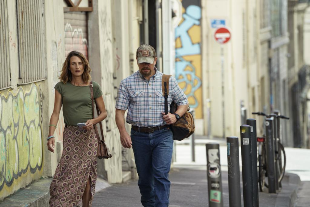 [Deauville 2021] Matt Damon et Camille Cottin enquêtent à Marseille dans «Stillwater»
