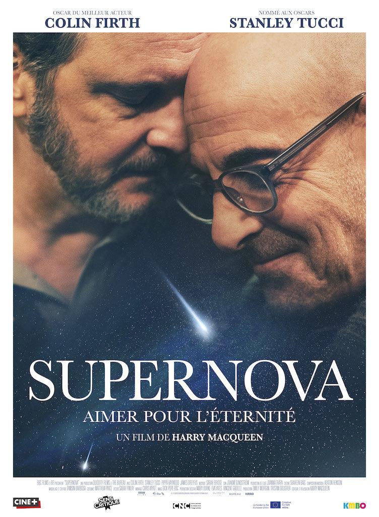 «Supernova» : Colin Firth et Stanley Tucci dans un dernier voyage tendre et triste