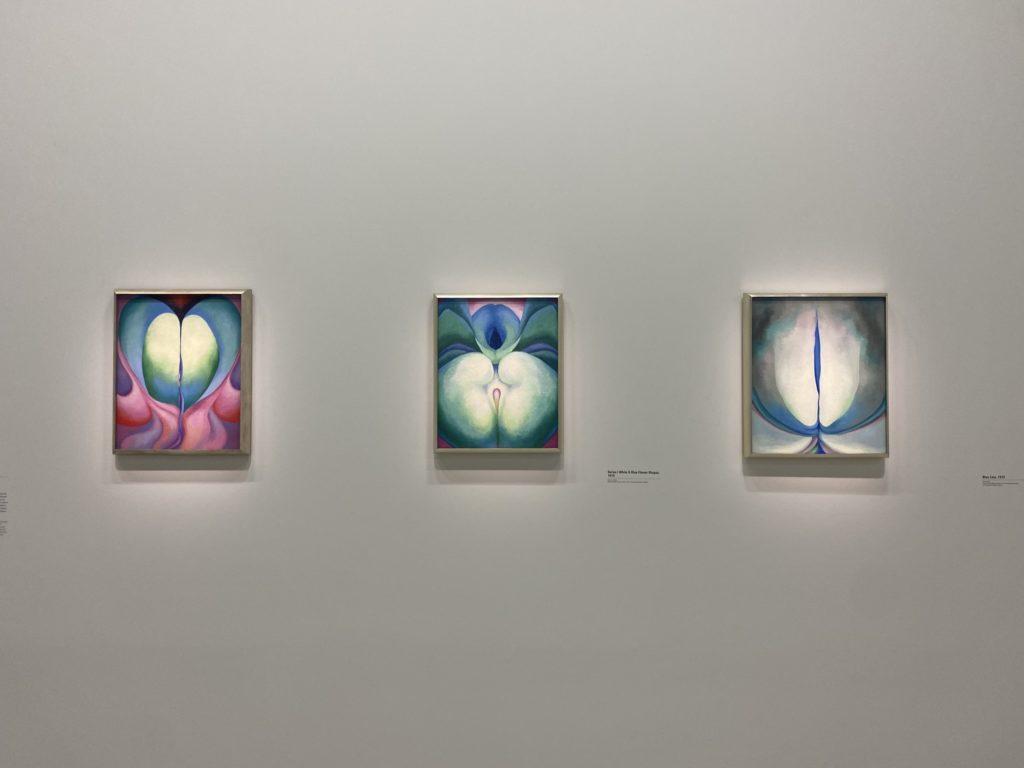 Fleurs, os, cosmos, et couleurs : Georgia O'Keeffe à Pompidou