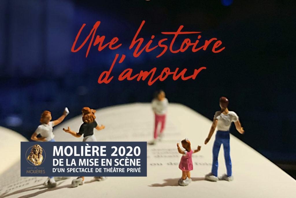 Une Histoire d'amour : Michalik triomphe à la Scala