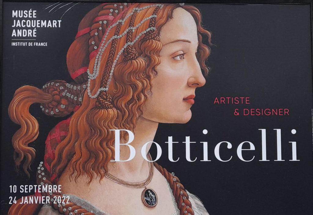 Redécouvrez au musée Jacquemart-André des chefs-d'œuvre de la Renaissance Grâce à l'exposition : « Botticelli, artiste, designer ».