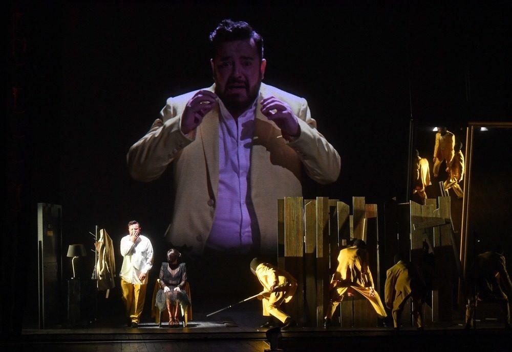 Solitude foisonnante de Rigoletto à Montpellier