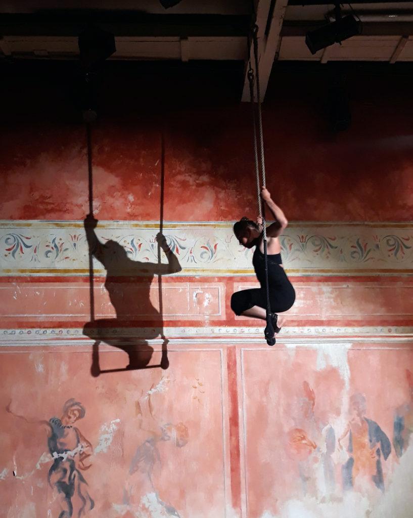 20 ans de cirque à l'Atelier du Plateau, l'âge de dé-raisonner