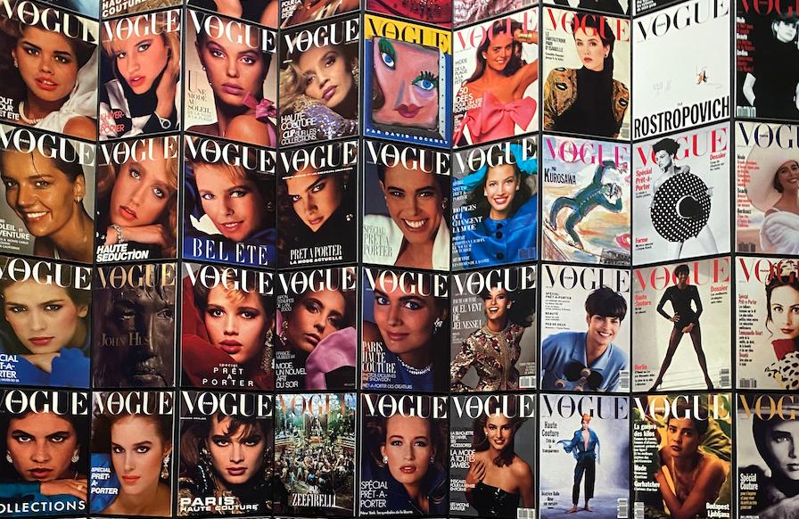 100 ans de Vogue Paris : archives et rétrospective au Palais Galliera