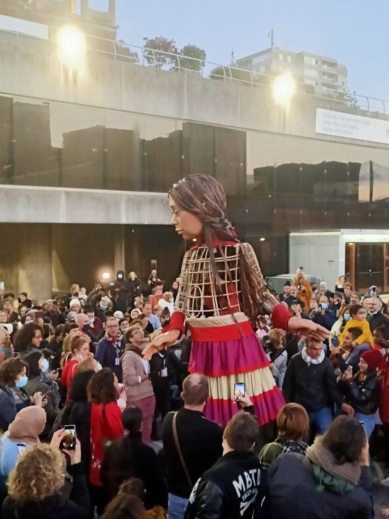 Welcoming Amal, ou l'art de ne pas être à la hauteur de l'événement