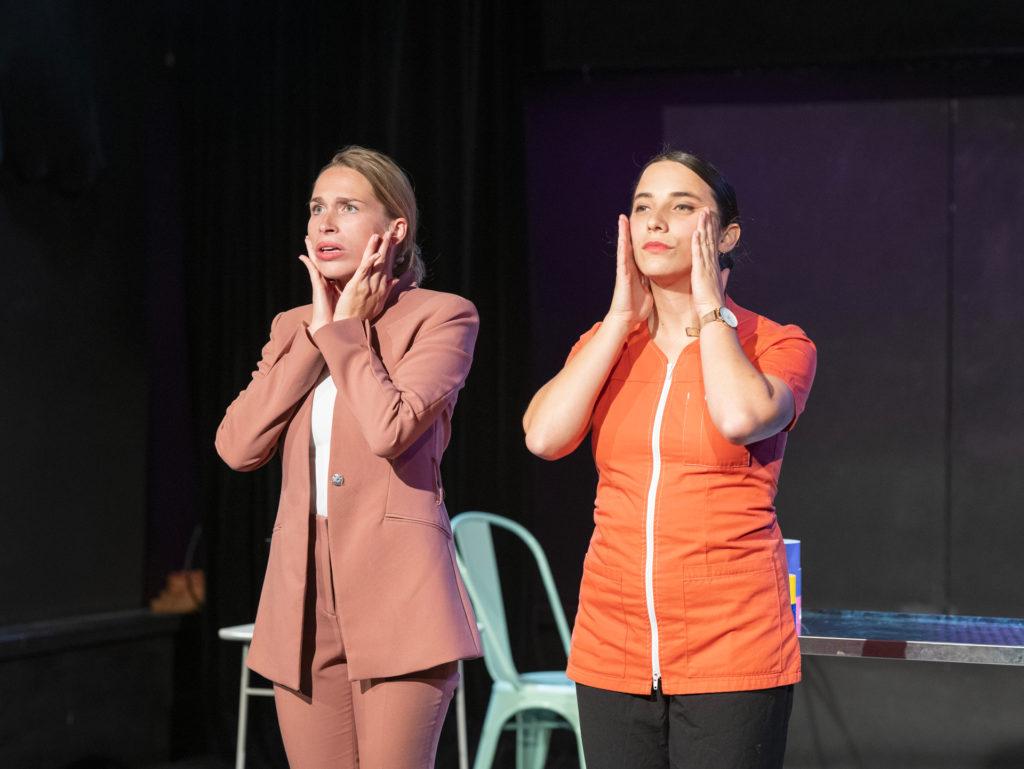 Le Corps des Autres de Marie Levy au théâtre La Flèche : un spectacle rythmé et puissant qui interroge notre rapport à la beauté
