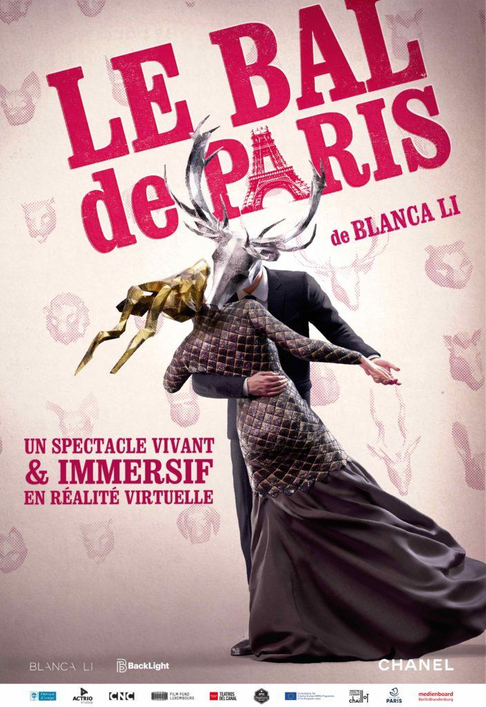 Le Bal de Paris : immersion dans la fable de Blanca Li
