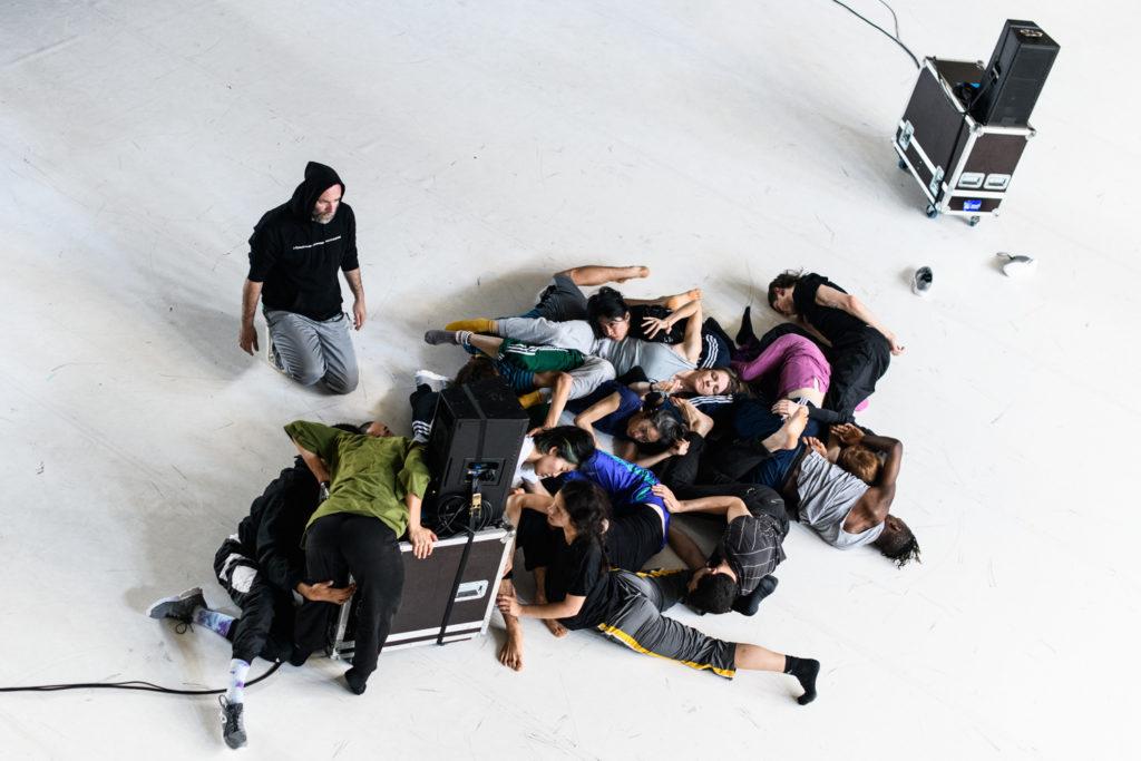 Long Play, les corps chauds d'Alexandre Roccoli au Ballet national de Marseille