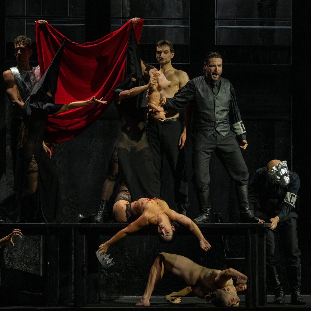 Au Capitole de Toulouse, La Gioconda de Ponchielli baigne dans la guerre des sexes