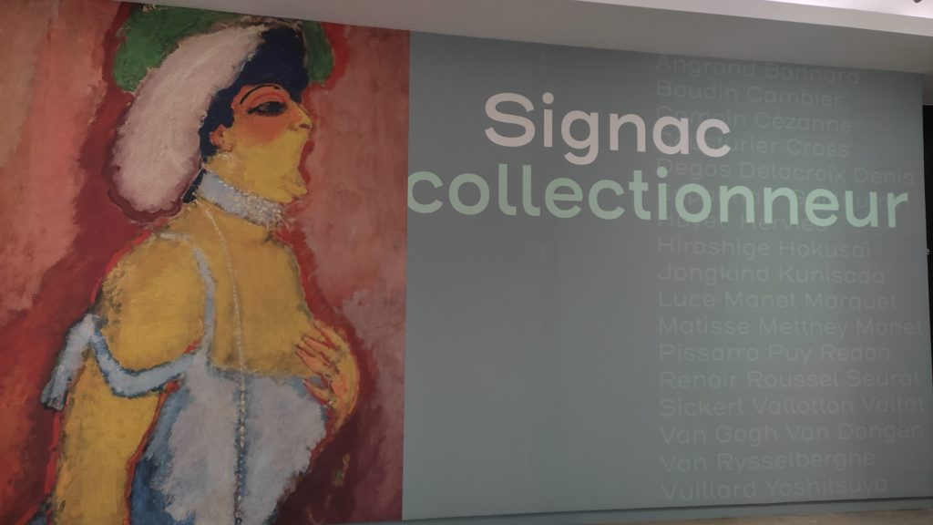 Paul Signac, le peintre collectionneur, au Musée d'Orsay