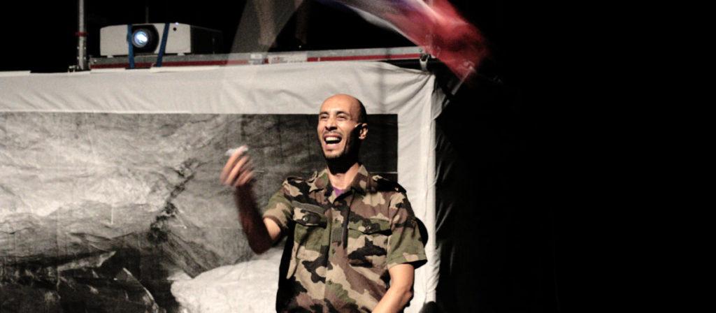 Soldat.e Inconnu.e de Sidney Ali Mehelleb