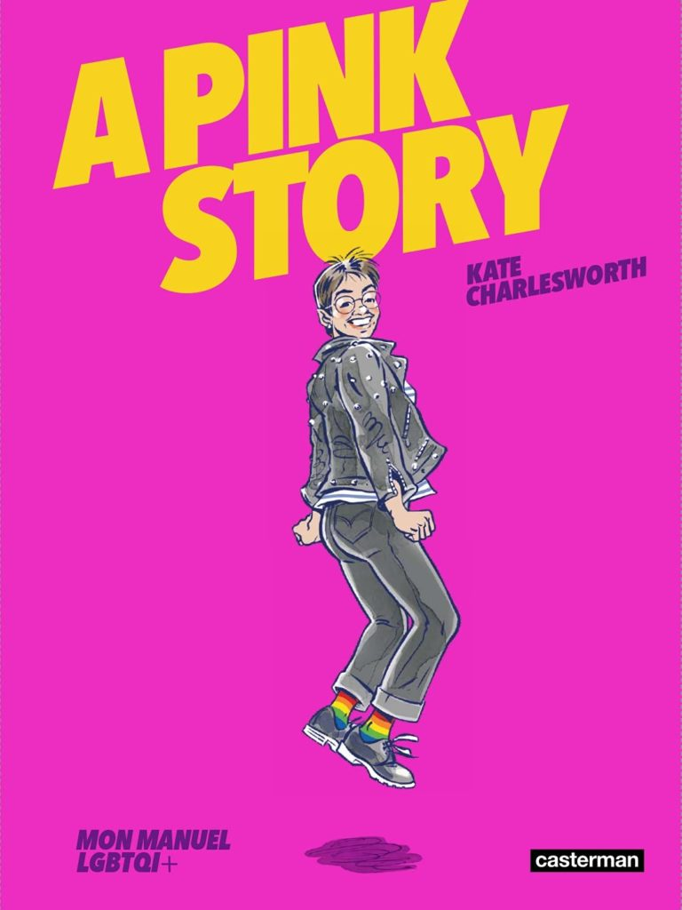 A pink story, manuel-manifeste d'Histoire queer